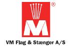 Sponsor logo VM flag