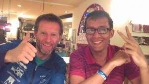 Michael & Hamidi